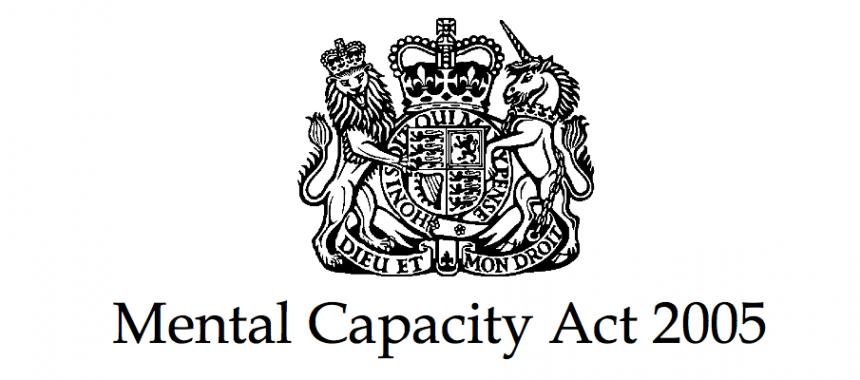 Mental Capacity Act Training - 360 Degrees Healthcare & Rehabilitation Services Ltd